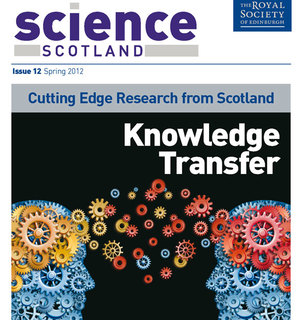 Science Scotland, Issue 12, Spring 2012