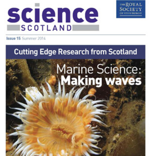 Science Scotland, Issue 15, Summer 2014