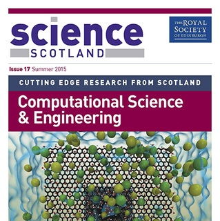 Science Scotland, Issue 17, Summer 2015