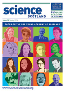 Science Scotland, Issue 18, Spring 2016