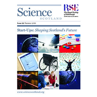 Science Scotland Issue 22, Summer 2018